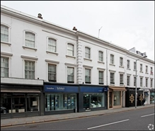 1,302 SF High Street Shop for Rent  |  62-64 Fulham Road, London, SW3 6HH