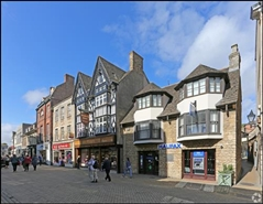 1,638 SF High Street Shop for Rent  |  9 High Street, Stamford, PE9 2AL