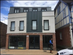732 SF High Street Shop for Rent  |  10A Trinity Street, Dorchester, DT1 1TU