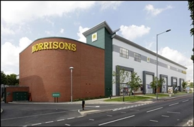 2,203 SF High Street Shop for Rent  |  Unit 4, Morrisons, Birmingham, B26 3PD