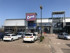 20,080 SF Retail Park Unit for Rent  |  Unit 1, B&M, Ipswich, IP3 9QG