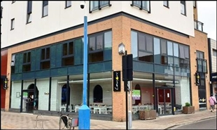 2,618 SF High Street Shop for Rent  |  100 - 102 East Street, Southampton, SO14 3HH