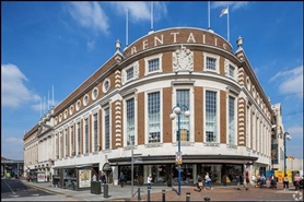 1,615 SF Shopping Centre Unit for Rent  |  Unit G36, The Bentall Centre, Kingston Upon Thames, KT1 1TP