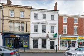 1,015 SF High Street Shop for Rent  |  90 Long Street, Atherstone, CV9 1AP