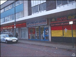 1,224 SF High Street Shop for Rent  |  1 - 9 Dale Street, Manchester, M26 1AB