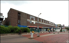 1,068 SF Shopping Centre Unit for Rent  |  Unit 54, Marlowes Shopping Centre, Hemel Hempstead, HP1 1DX