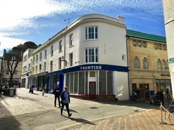 379 SF High Street Shop for Rent  |  10 Bath Street, St Helier, JE2 4ST