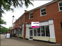 590 SF Out of Town Shop for Rent  |  Unit 3, The Old Pottery, Verwood, BH31 6HF