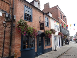656 SF High Street Shop for Rent  |  The Old Town House, Wimborne, BH21 1JH