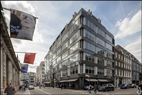 1,650 SF High Street Shop for Rent  |  3 Burlington Gardens, London, W1S 3EW