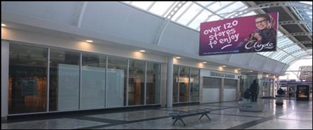 34,615 SF Shopping Centre Unit  |  Clyde Shopping Centre, Clydebank, G81 2TL