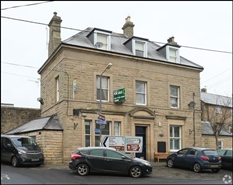 940 SF High Street Shop for Sale  |  Barclays Bank, Hexham, NE48 2BD