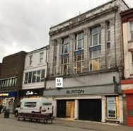 2,981 SF High Street Shop for Rent  |  64-66 King Street, South Shields, NE33 1HZ