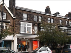 488 SF High Street Shop for Rent  |  36 The Grove, Ilkley, LS29 9EE