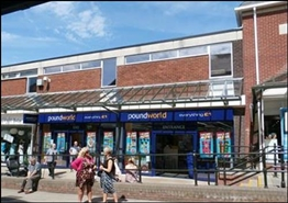 3,423 SF Shopping Centre Unit for Rent  |  Unit 16, Three Spires Shopping Centre, Lichfield, WS13 6NF