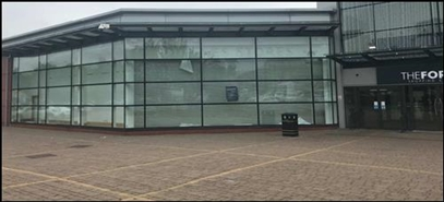 30,870 SF Shopping Centre Unit  |  The Forge Shopping Centre, Glasgow, G31 4EB