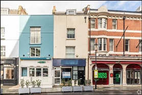 715 SF High Street Shop for Rent  |  98 - 98A Draycott Avenue, London, SW3 3AD