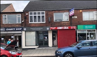 691 SF High Street Shop for Rent  |  278 Ashby High Street, Scunthorpe, DN16 2RX