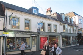 5,075 SF High Street Shop for Rent  |  24/28 East Street, Horsham, RH12 1HL