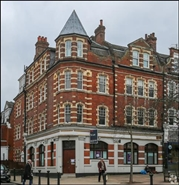 1,523 SF High Street Shop for Rent  |  185 - 187 Haverstock Hill, London, NW3 4QG