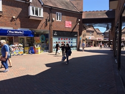 1,497 SF Shopping Centre Unit for Rent  |  Unit 8, The Grove Centre, Witham, CM8 2YT