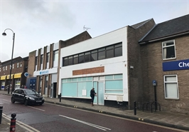 1,383 SF High Street Shop for Rent  |  101 Front Street, Chester Le Street, DH3 3BL
