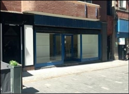 1,236 SF High Street Shop for Rent  |  31 - 33 Tarleton Street, Liverpool, L1 1DS