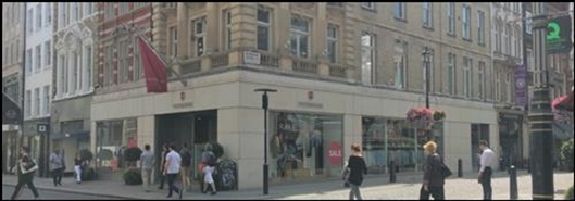 4,171 SF High Street Shop for Rent  |  95 - 96 New Bond Street, London, W1S 1DB