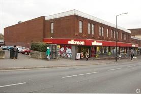 12,000 SF High Street Shop for Rent  |  447/457 Wimborne Road, Winton, Bournemouth, BH9 2AN