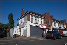 581 SF High Street Shop for Rent  |  16 Chester Road, Sutton Coldfield, B73 5DA