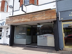 822 SF High Street Shop for Rent  |  23 Seamoor Road, Bournemouth, BH4 9AA