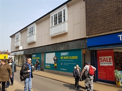 4,876 SF High Street Shop for Rent  |  4-6 Long Wyre Street, Colchester, CO1 1LH