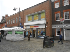 2,809 SF High Street Shop for Rent  |  37/38 High Street, High Wycombe, HP11 2AG