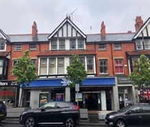 2,551 SF High Street Shop for Sale  |  5-7 Penrhyn Road, Colwyn Bay, LL29 8LN