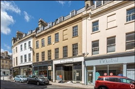 725 SF High Street Shop for Rent  |  19 New Bond Street, Bath, BA1 1BA