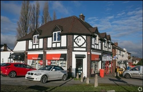 499 SF High Street Shop for Rent  |  274 Chester Road, Sutton Coldfield, B74 3EB