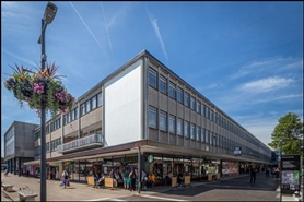 1,392 SF High Street Shop for Rent  |  74 Queensway, Stevenage, SG1 1EG