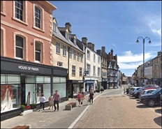 9,921 SF High Street Shop for Rent  |  29 - 35 Market Place, Cirencester, GL7 2NX