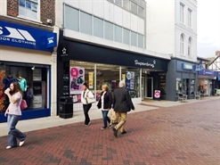 3,064 SF High Street Shop for Rent  |  45-49 Westgate Street, Ipswich, IP1 3DX