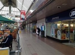 905 SF Shopping Centre Unit for Rent  |  48 Medway, The Strand Shopping Centre, Bootle, L20 4SZ