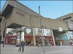 1,871 SF Shopping Centre Unit for Rent  |  Unit 1 Central Square, Kirkgate Shopping Centre, Bradford, BD1 1QR