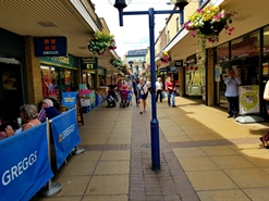 420 SF Shopping Centre Unit for Rent  |  Unit 46, Princess of Wales Shopping Centre, Dewsbury, WF12 8EN