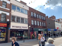 1,229 SF High Street Shop  |  68 Broad Street, Worcester, WR1 3LY