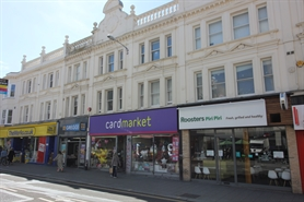 1,800 SF High Street Shop for Rent  |  52-53 Western Road, Brighton, BN1 2EB