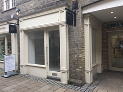 High Street Shop for Rent  |  5 Red Lion Yard, Colchester, CO1 1DX