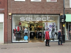 2,024 SF High Street Shop for Rent  |  13 Market Place, Nuneaton, CV11 4EE