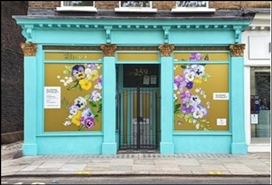 1,265 SF High Street Shop for Rent  |  259 Kings Road, London, SW3 5EL