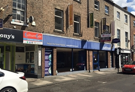 668 SF High Street Shop for Rent  |  21-23 Ridley Place, Newcastle upon Tyne, NE1 8JN