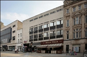 843 SF High Street Shop for Rent  |  Central Arcade, Leeds, LS1 6DH