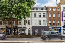 632 SF High Street Shop for Rent  |  172 Brompton Road, London, SW3 1HW